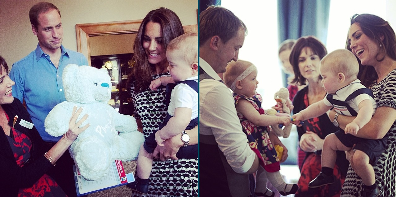 Kate-George-William-Royal-Tour-2014-Plunket-George-Gets-Teddy-Bear-Credit-Gov-General-